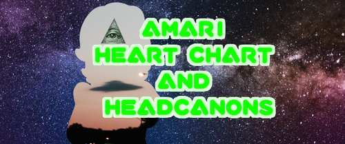 [P-P] Amari Heart Chart + Headcanons by An-Ironic-Kiwi