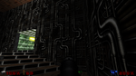 Doom II ingame shot - Map01 1st room test by Hoover1979
