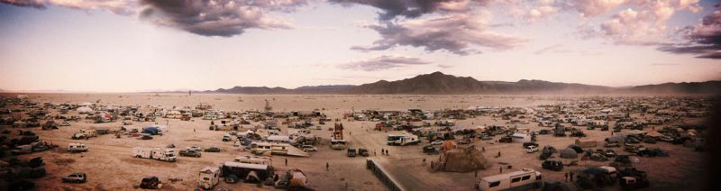 8:00 Burning man Panorama by Demen1
