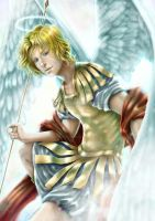 Saint Michael the Archangel by CristianaLeone