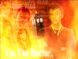 I'm The Doctor by Dogtorwho