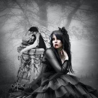 The Garden of the Forgotten by vampirekingdom