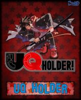 UQ Holder Manga Icon by Zule21
