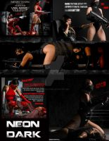 Neon Dark Preview #1 by Blacklaceinc