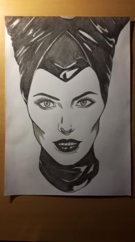 Maleficent 4 by Ageto