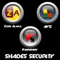 Shades Security Icons by Sleeping-Dragon