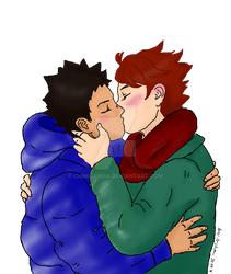 IwaOi by Chime-chan