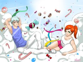 Candy Heaven by alisonjohnsonfox