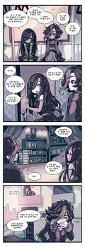 Negative Frames - 25 (Korean Translated) by JamesKaret