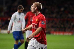 Paul Scholes by duckmiesta