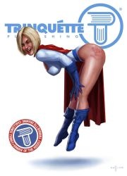 Power Girl - Trinquette Weekly by Sullyman