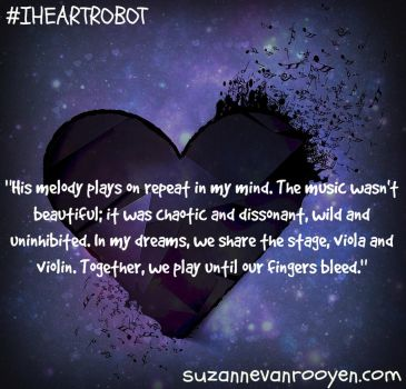 I Heart Robot excerpt by LadyXaniver