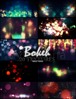 [TEXTURES PACK] Bokeh by DysEikona