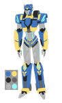::MTMTE:: Flat coloured Alistair by OpethHunter-Predacon