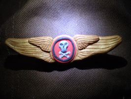Crimson Skies Wings by DigiPad
