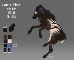 Canine Adopt | CLOSED by TheJokingJester