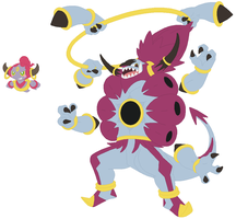 Hoopa and Hoopa Unbound Base