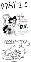 CANDID KARKAT PT 2 by kurokitty