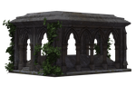 Gothic Tomb 01 by Free-Stock-By-Wayne