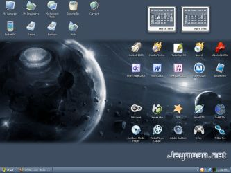 Jaymoon's Desktop 4 by jaymoon85