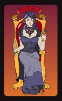 The Empress Tarot by bandeau