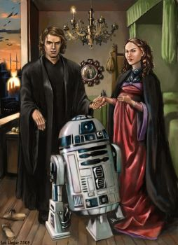 Sith Wedding... by judgefang