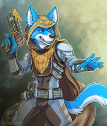 Commission: Yue Destiny by DeadBomb