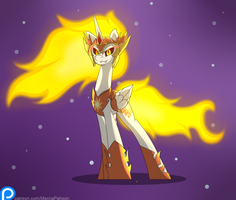 [MLP] Daybreaker by MechatheTecha