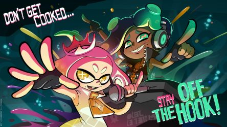 Splatoon2: OFF THE HOOK by pure1water