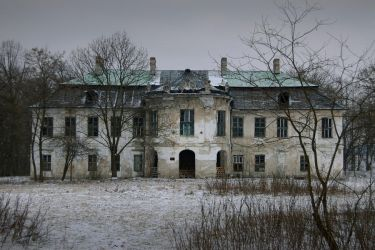 Old Mansion by NightKn8