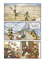 Kassiani and Theophilos page 2 by NikosBoukouvalas