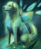 114 - Labrador(ite) by R8A-creations