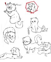 Hetalia Kitties 9 by nightwindwolf95