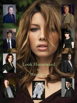 Look Homeward Cover by WaterSoter