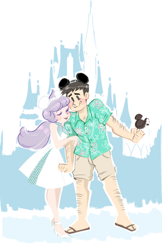 Happily Ever After by Vergolophus