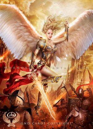 Angel by Whendell