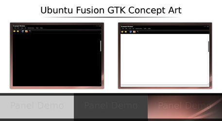 Ubuntu Fusion GTK Proposal by LIB53