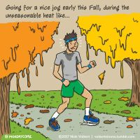 Early Fall Jog by nickv47