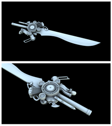 Noctis' Sword by King-of-Pirates