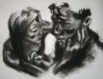 Victor+Sierra Charcoal Pt I by GoldDust12