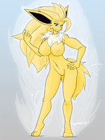 Volty Color by AngelTheCatgirl