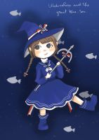 Wadanohara and the great blue sea by o-Emiko-o