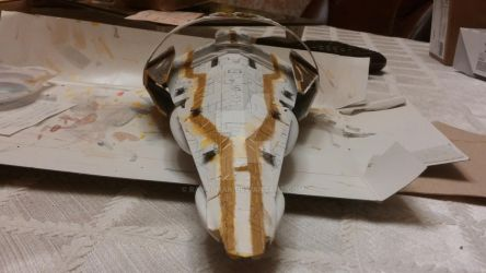 imperial raider wip 5a by Ravrohan