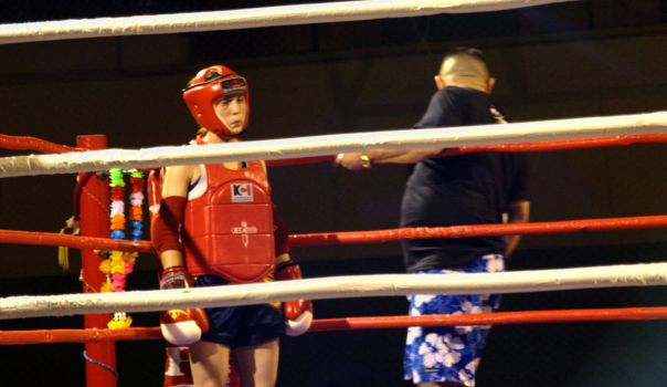 Muay thai - Foto 2 by Inagotable