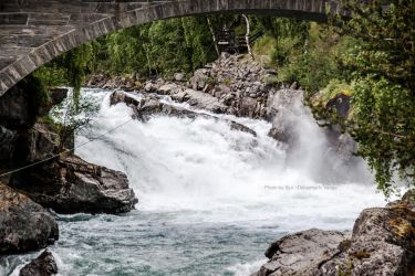Prestfossen, Lom, revisited by Datasmurf