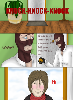 The Lost Love - Page 1 by Adela555
