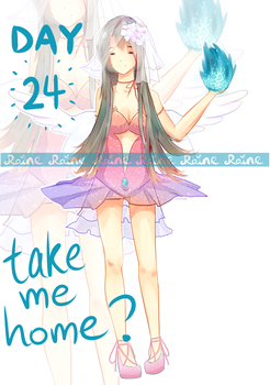 ADVENT CALENDAR ADOPTS #24 [SB $25 / 2500p] OPEN by rainbownote