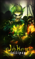 [Signature] Joker Lollipop 2 by MadaraBrek