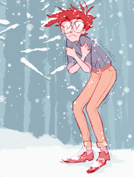 put some warmer clothes on idiot by pumpkinuffin