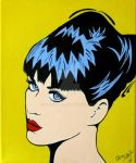 Katy Perry Pop Art by Olilolly11